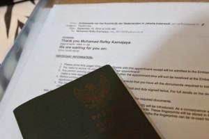 Daftar Dokumen dan Cara Membuat Visa Belanda
